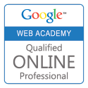 Google Web Academy Qualified Online Professional